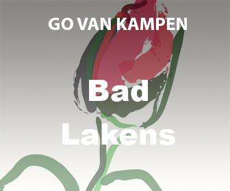 Kunst Badlakens door Go van Kampen