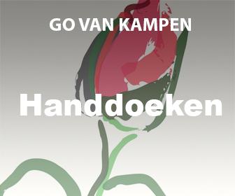 Kunst Handdoeken door Go van Kampen