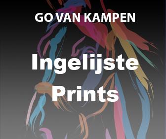 Ingelijste Kunst Prints door Go van Kampen