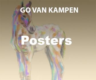 Kunst Posters door Go van Kampen