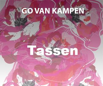 Kunst Handtassen door Go van Kampen