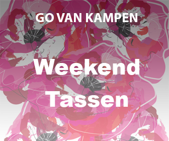 Kunst Weekend Handtassen door Go van Kampen