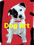 Dog Art Gallery by Go van Kampen