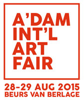 Amsterdam International Art Fair - 2015 - Go van Kampen