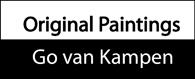 Originals by Go van Kampen