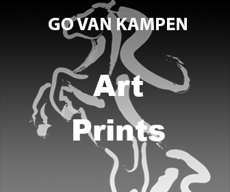 Art Prints by Go van Kampen