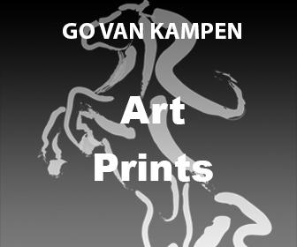 Art Prints by Go van Kampen
