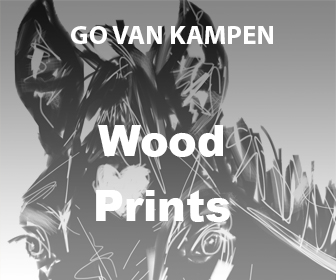 Art Wood Prints by Go van Kampen